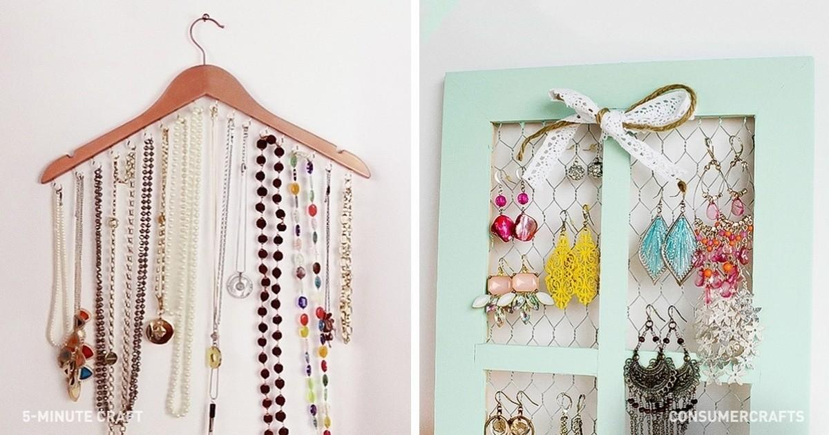Practical Ideas Organizing Your Jewelry