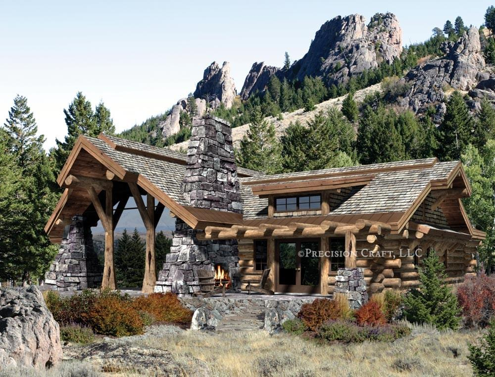 Precisioncraft Log Timber Homes Archives Mywoodhome