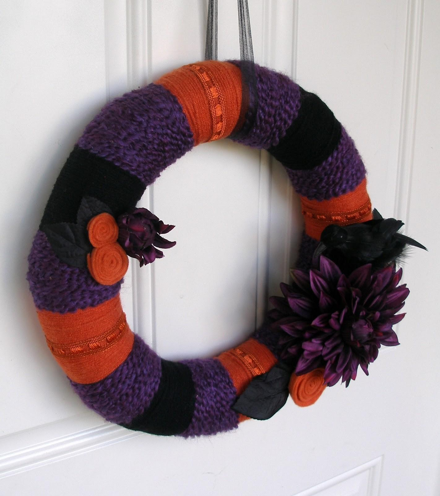 Precocious Paper Holiday Wreaths