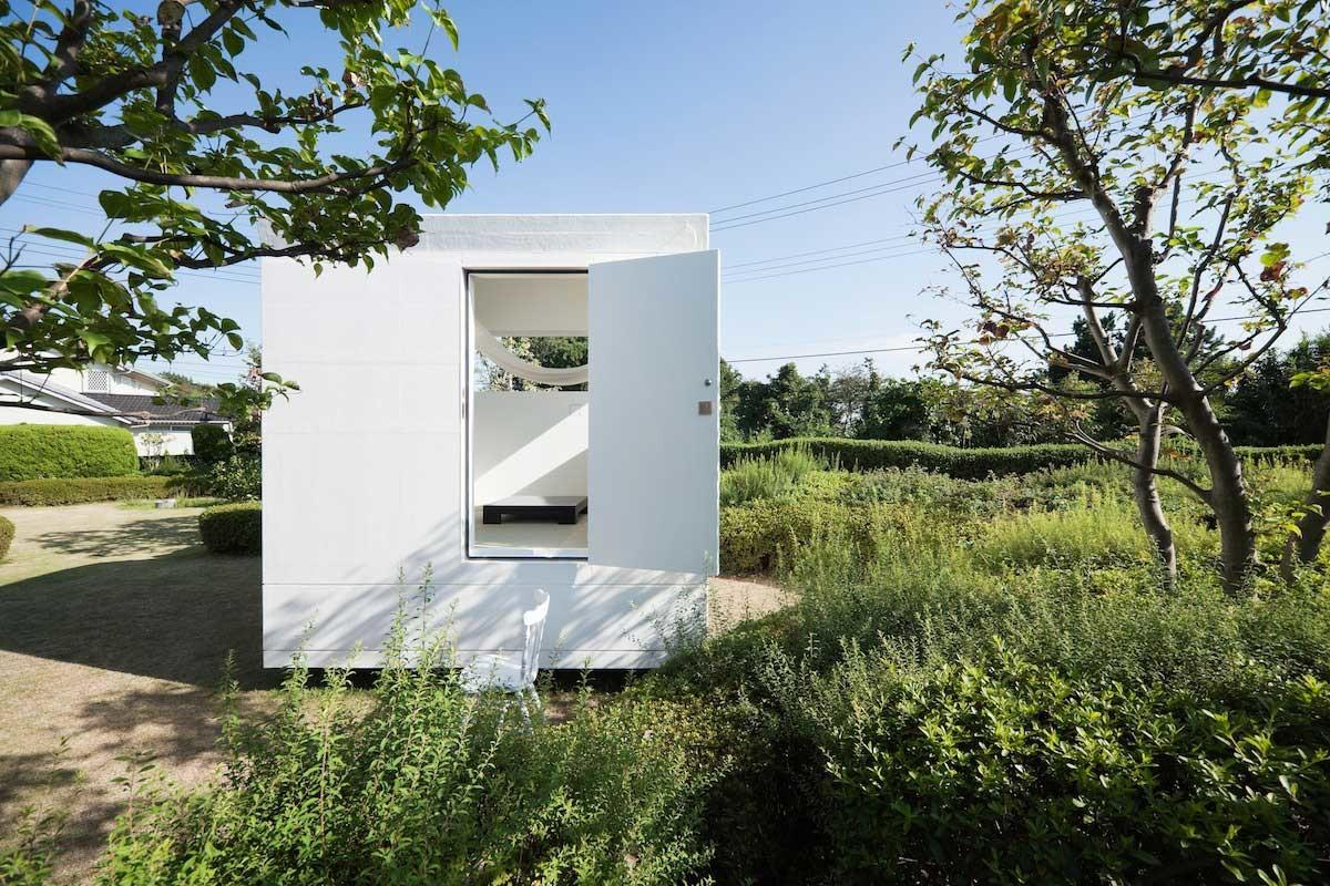 Prefab Paco Japanese Architecture Homes Small