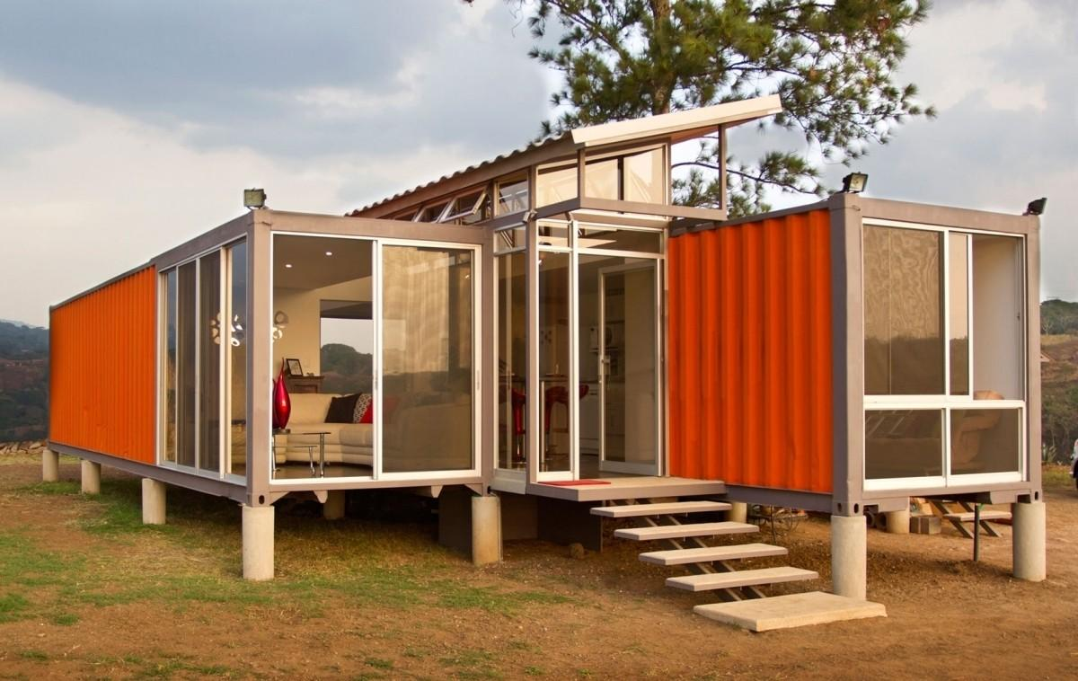 Prefab Shipping Container Homes Decor