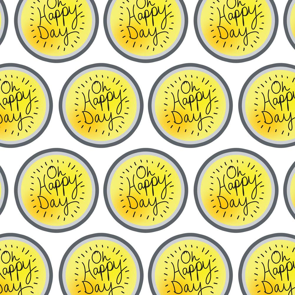 Premium Gift Wrap Wrapping Paper Roll Summer Party