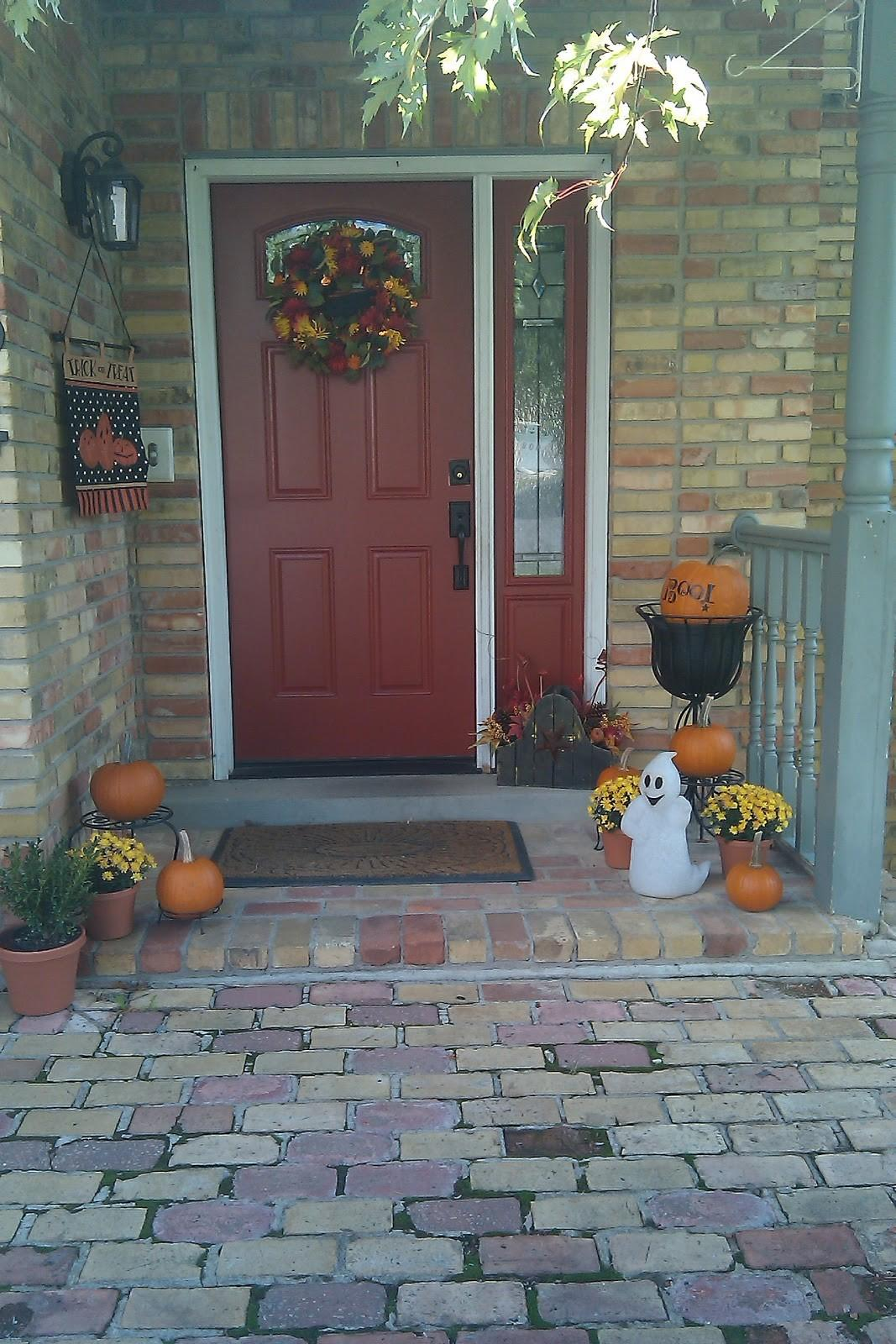Prepared Lds Family Fall Porch Decorating Thrift