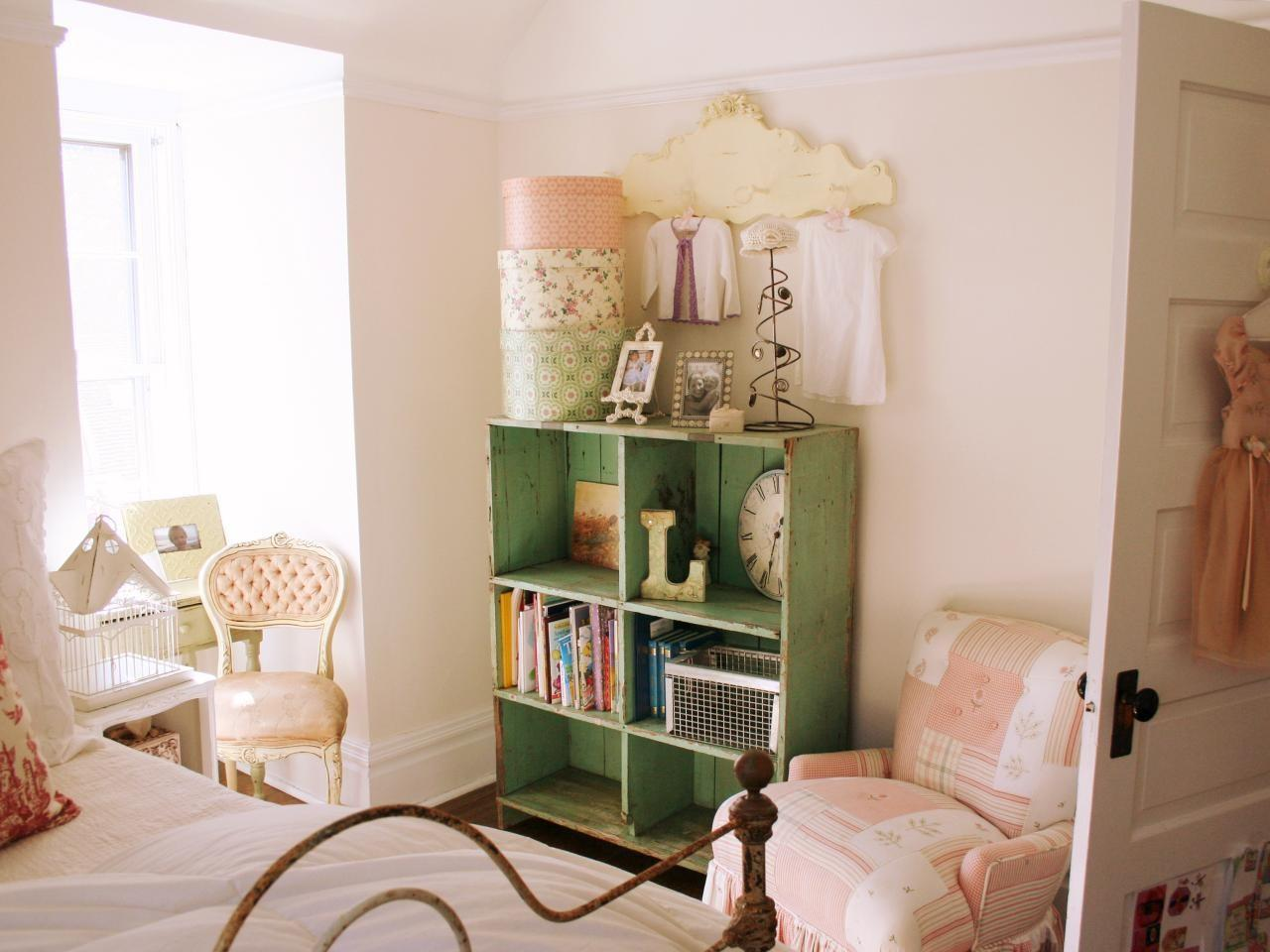 Prepossessing Kids Bedroom Vintage Style Decor Contains