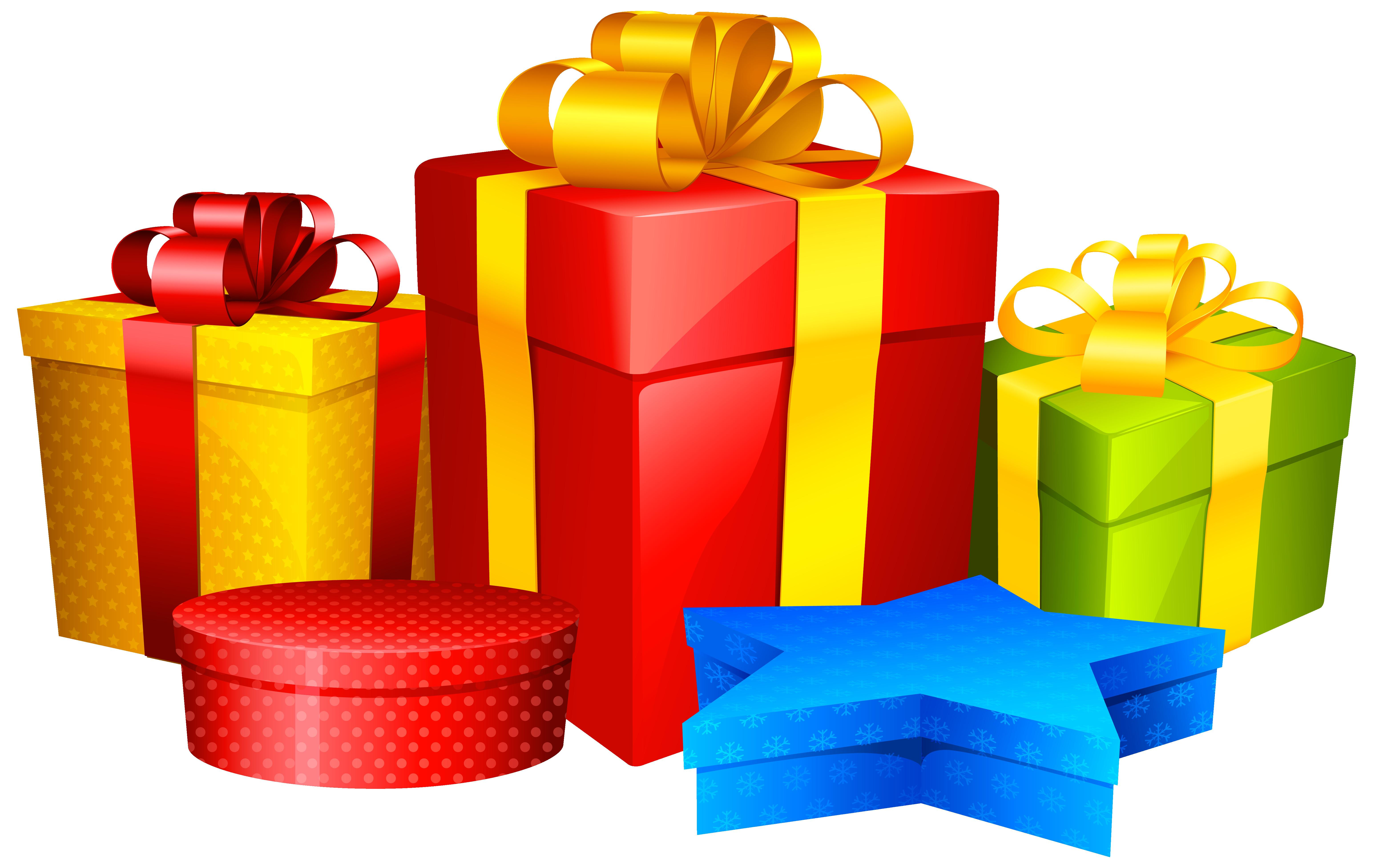 Presents Clipart Clipground
