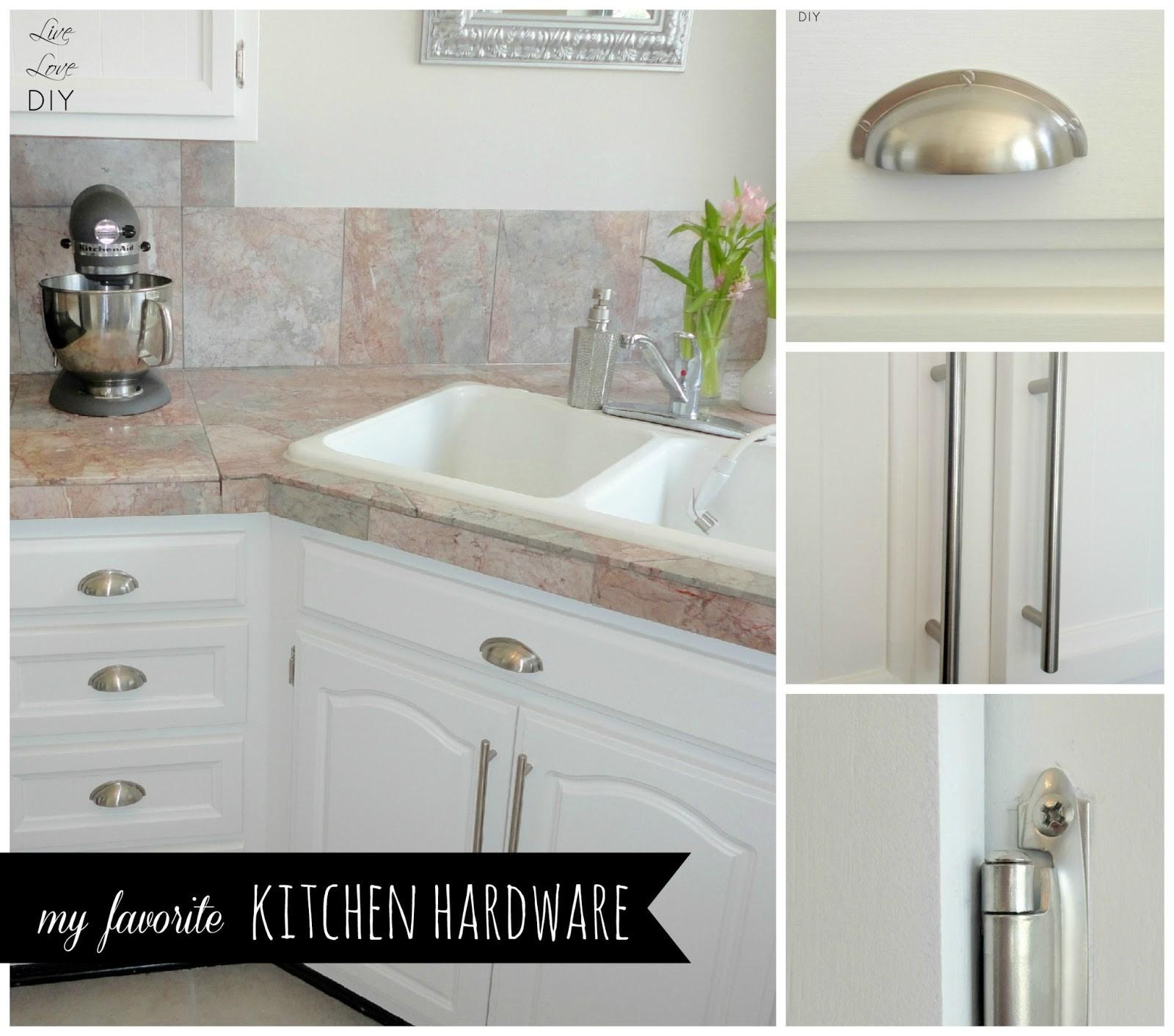 Pretty Painting Cabinet Hardware Kitchen Colors