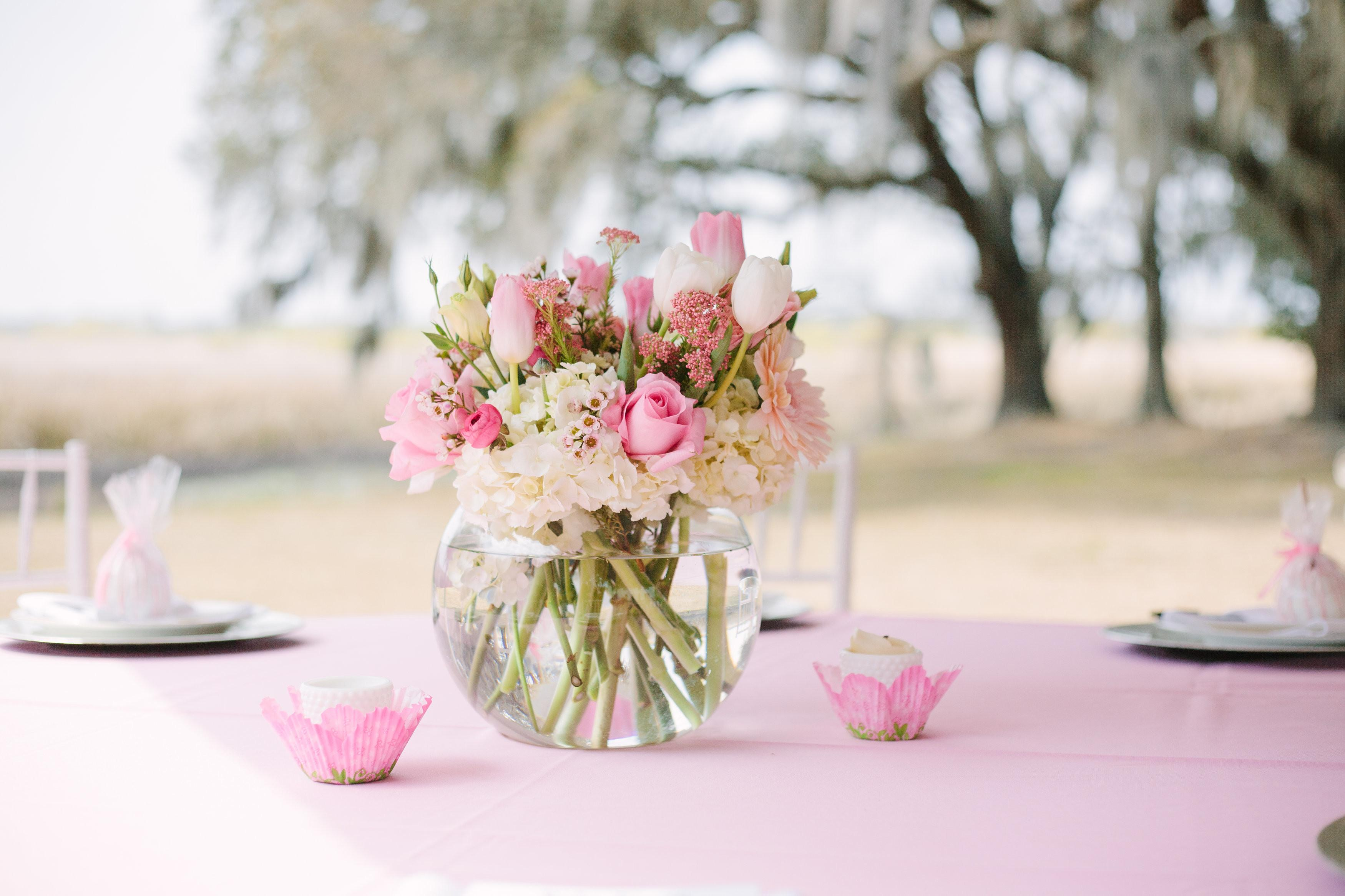 Pretty Pink Southern Baby Shower Gigi Noelle Events