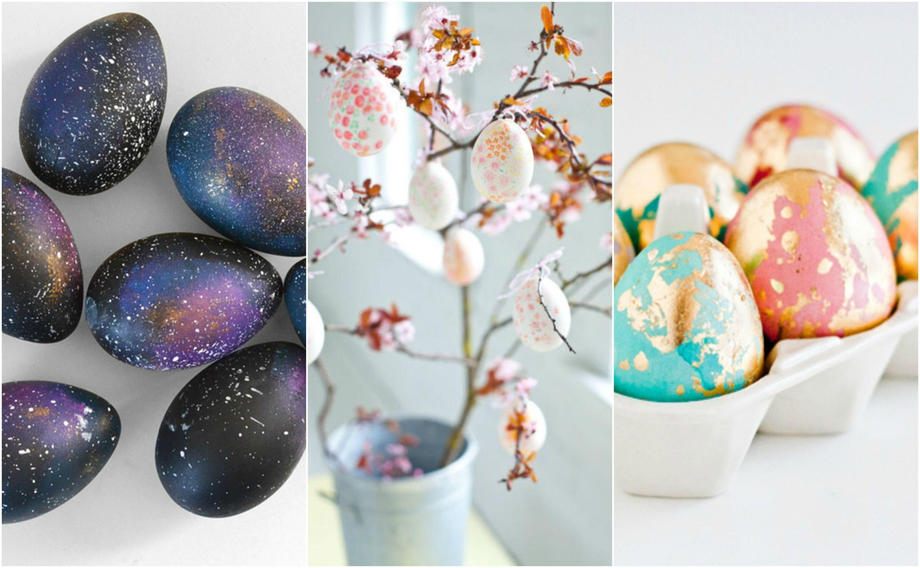 Pretty Ways Decorate Easter Egg