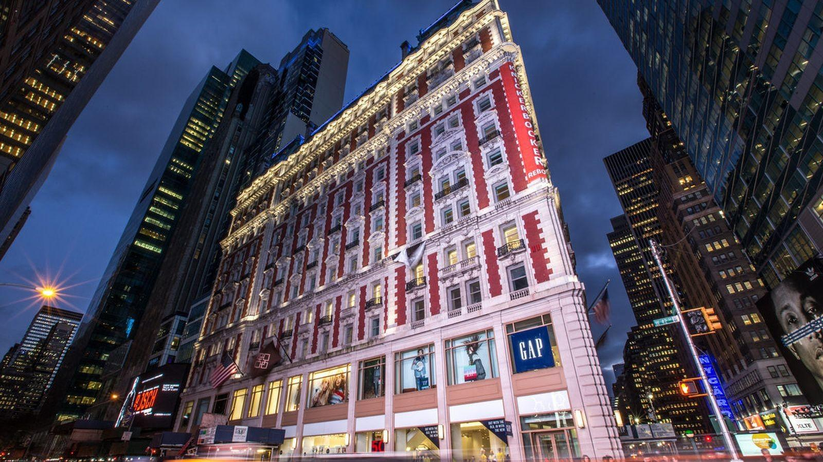 Preview Historic Knickerbocker Hotel Modern Makeover