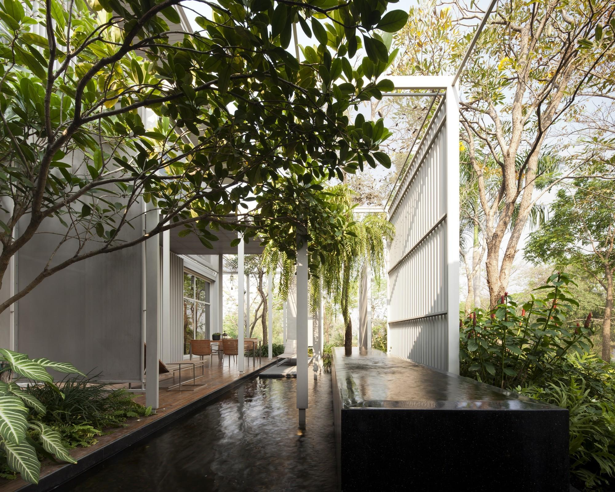 Prime Nature Residence Department Architecture