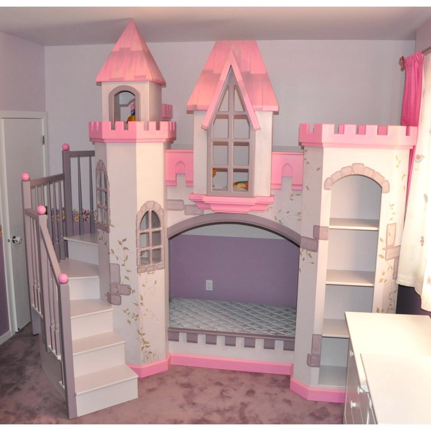 Picture of: Exciting Girls Castle Carriage Beds That Will Amaze You Trends For 2020 Pictures Decoratorist