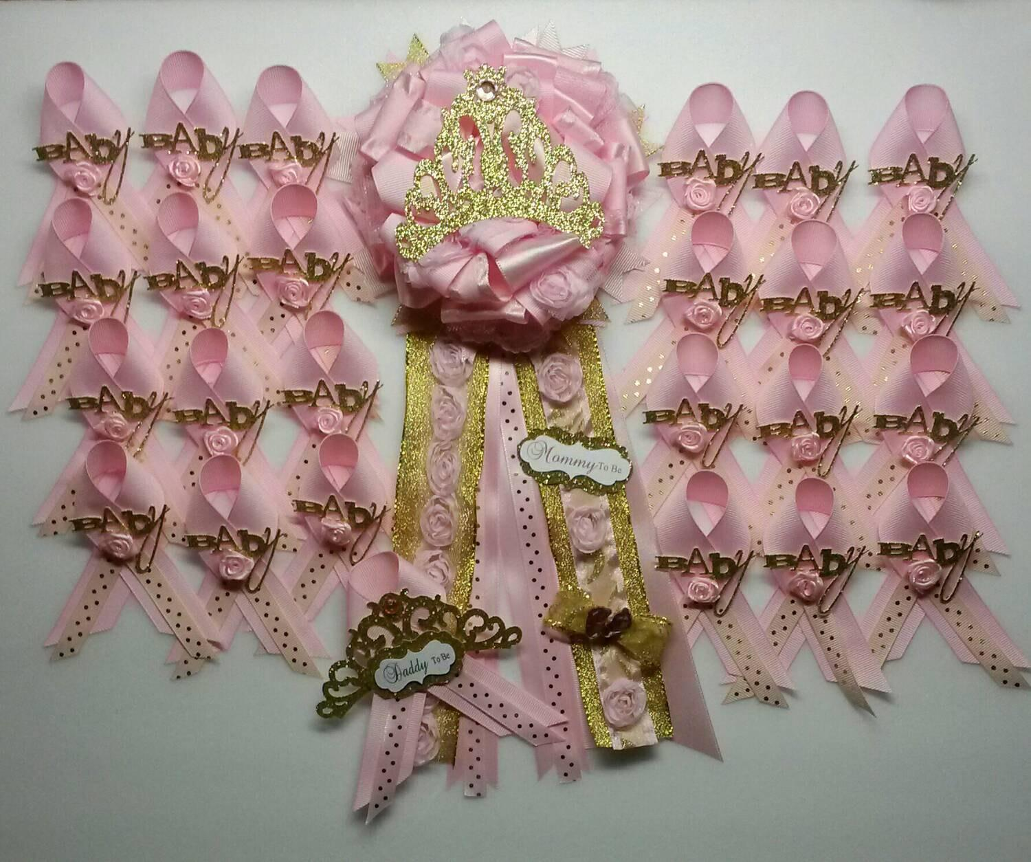 Princess Corsage Mommy Pin Daddy