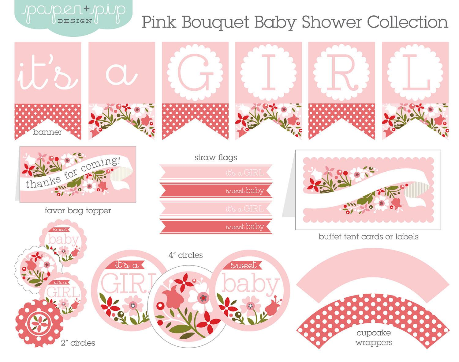 Printable Baby Shower Ideas Babywiseguides