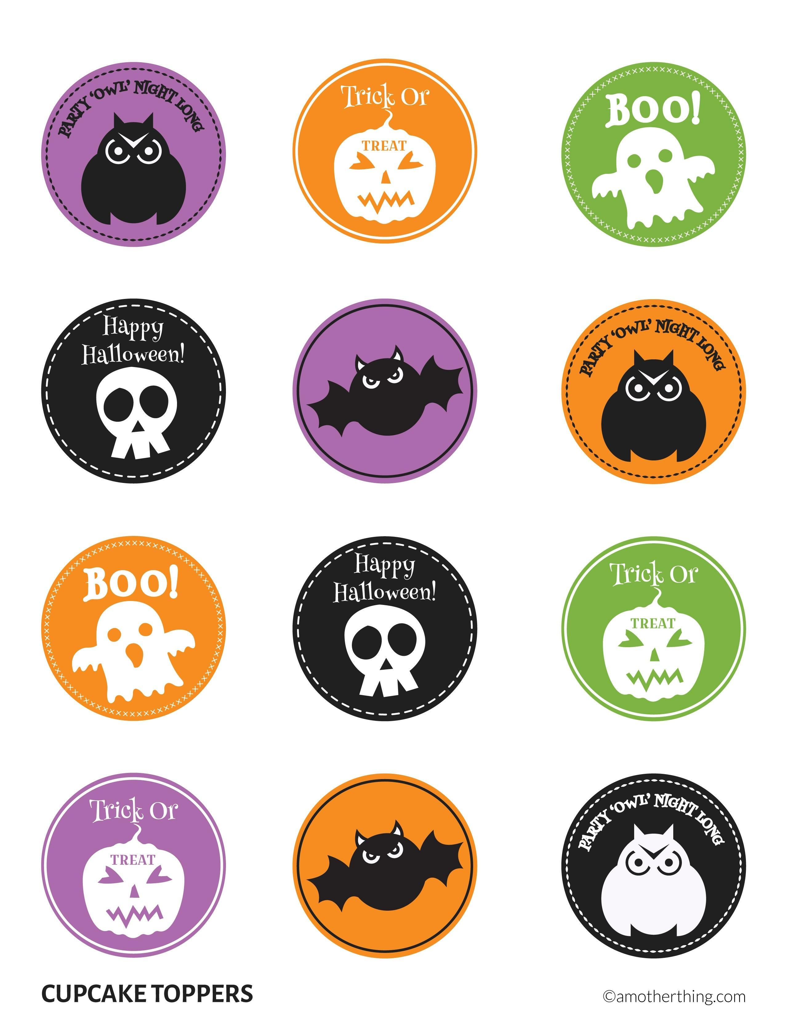 Printable Halloween Party Pack Mother Thing