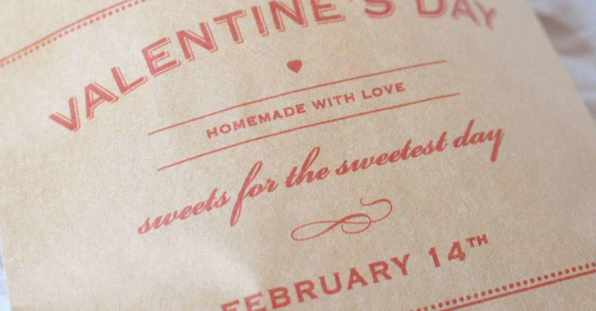 Printables Last Minute Valentine Day Gifts