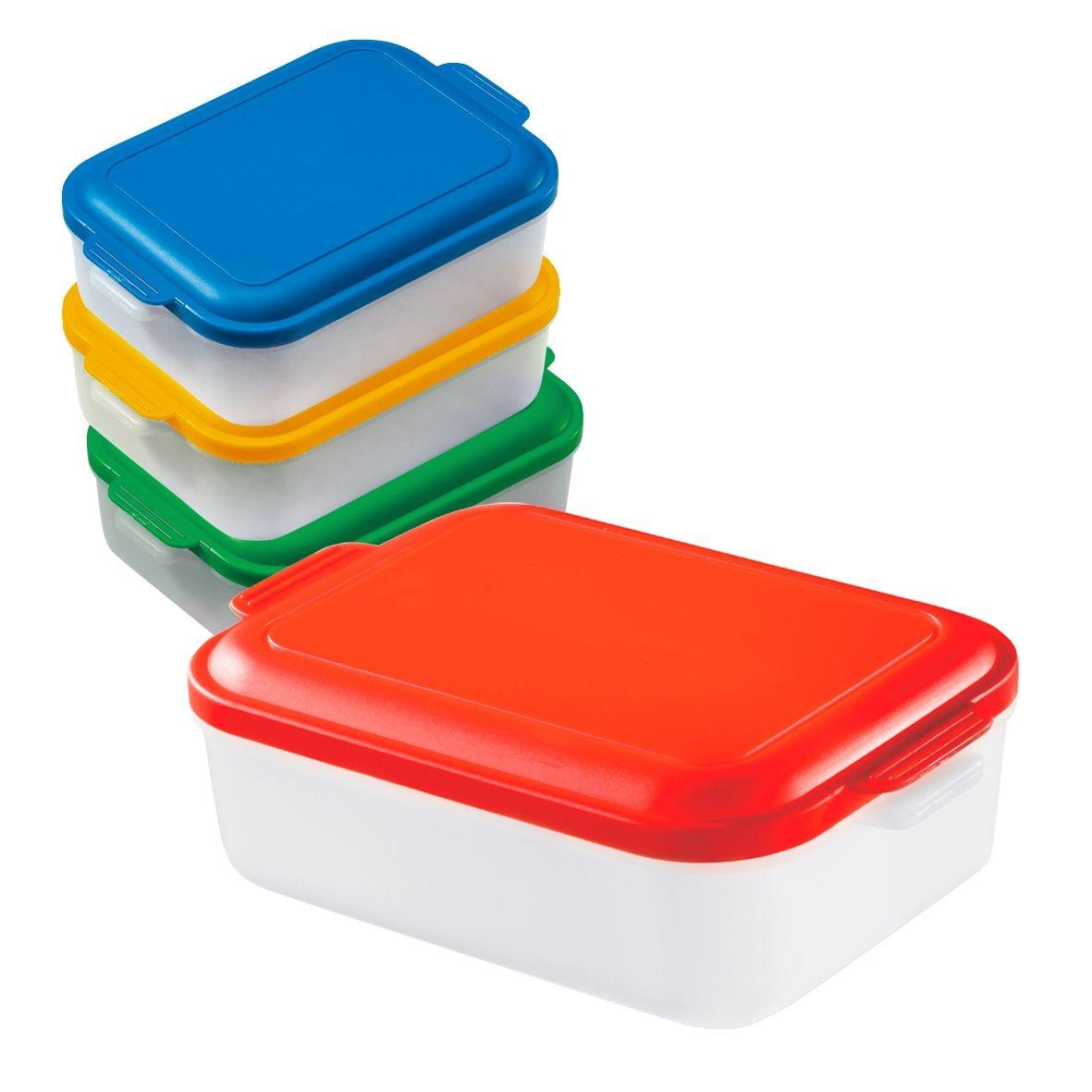 Printed Food Storage Containers Promotional Merchandise