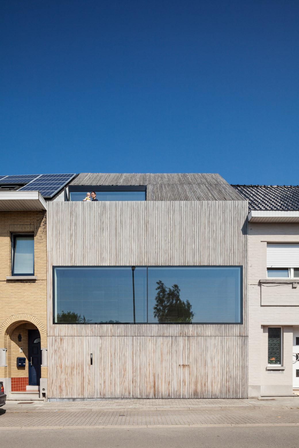 Private Comfortable Wooden House Belgium