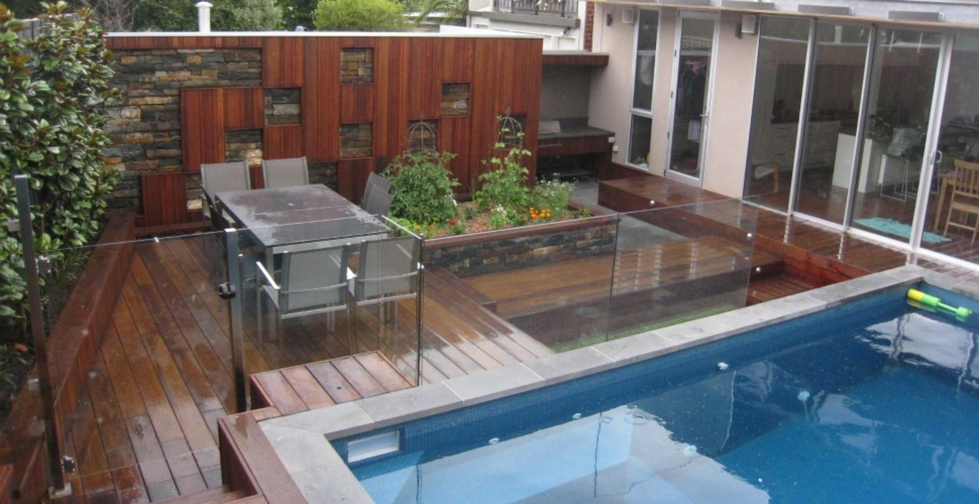 Private Pool Deck Design Your Family Nytexas