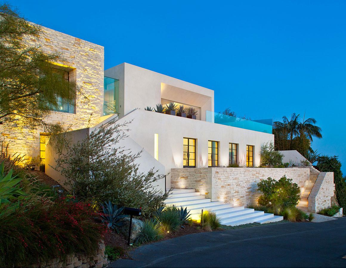 Private Residence Laguna Beach Lightstyle Automated