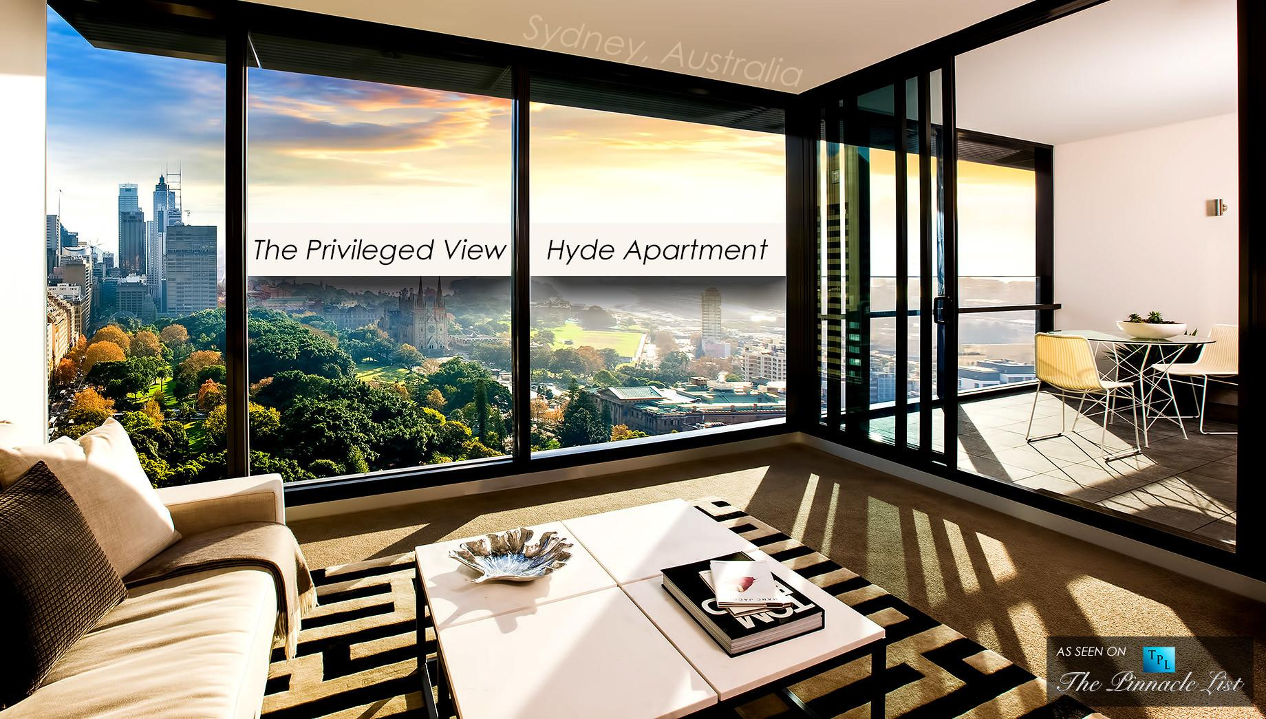 Privileged Luxury Hyde Apartment Building