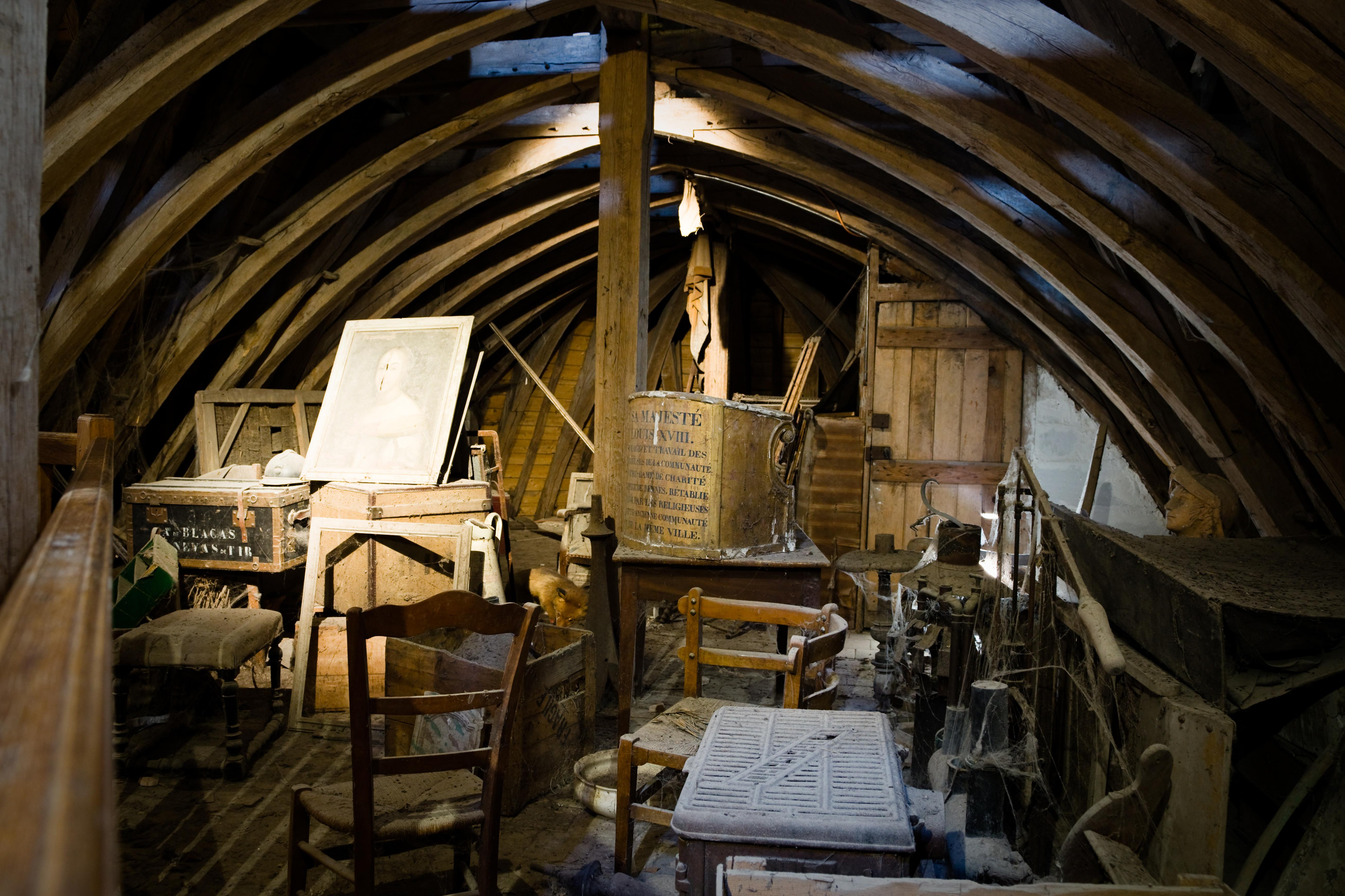 Professional Attic Cleaning Clean Outs Junk Removal