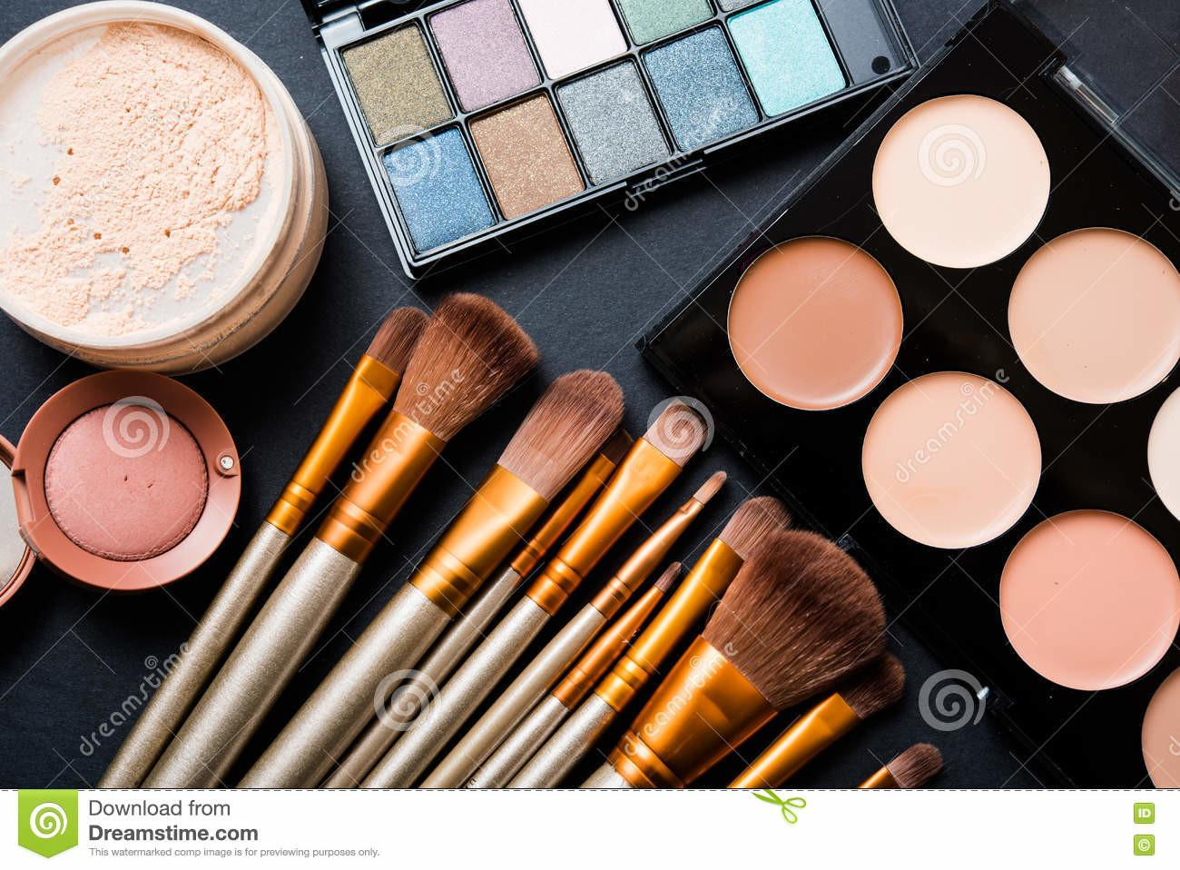 Professional Makeup Brushes Tools Make Products