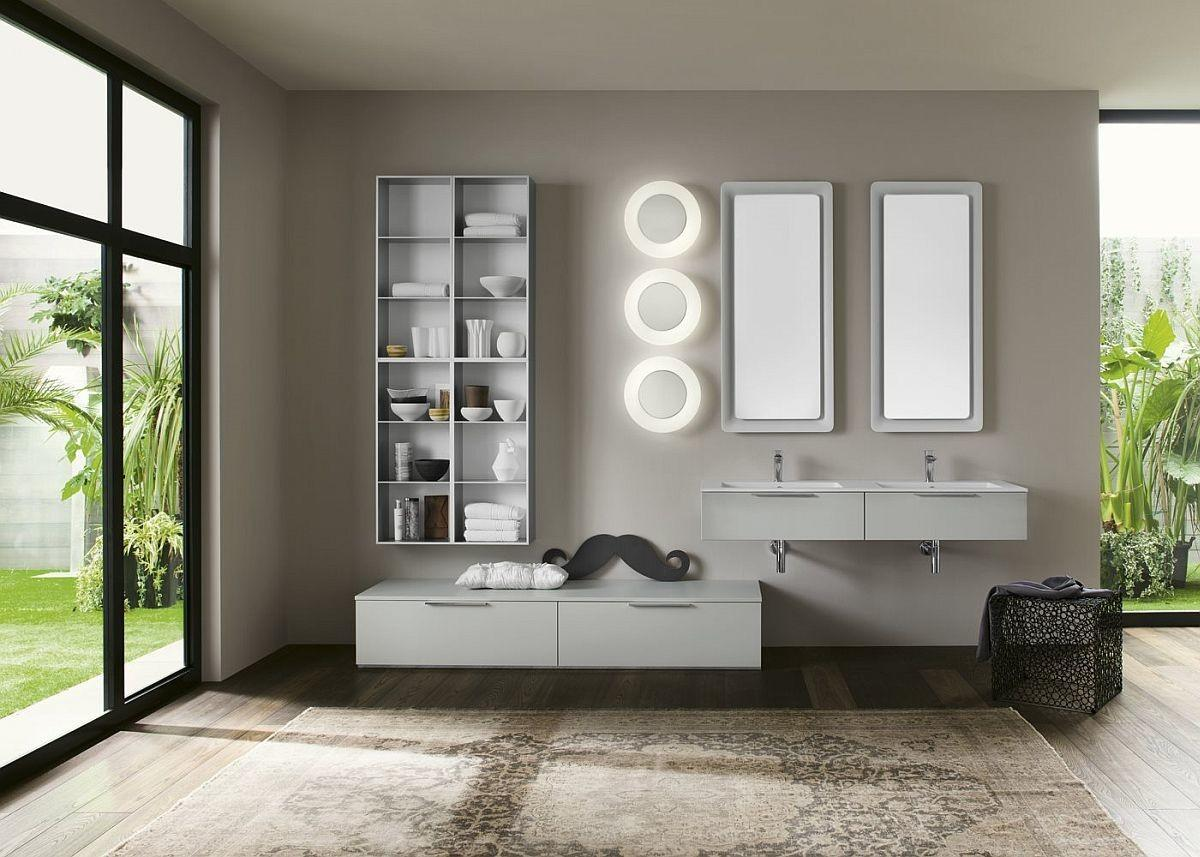 Progetto Modular System Alters Your Approach Bathroom