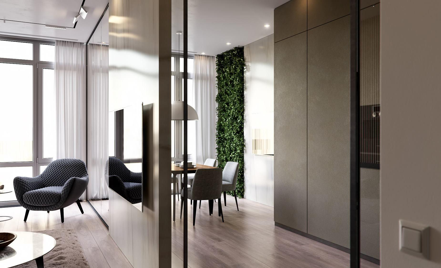 Project Apartment Sherwood Kiev Design