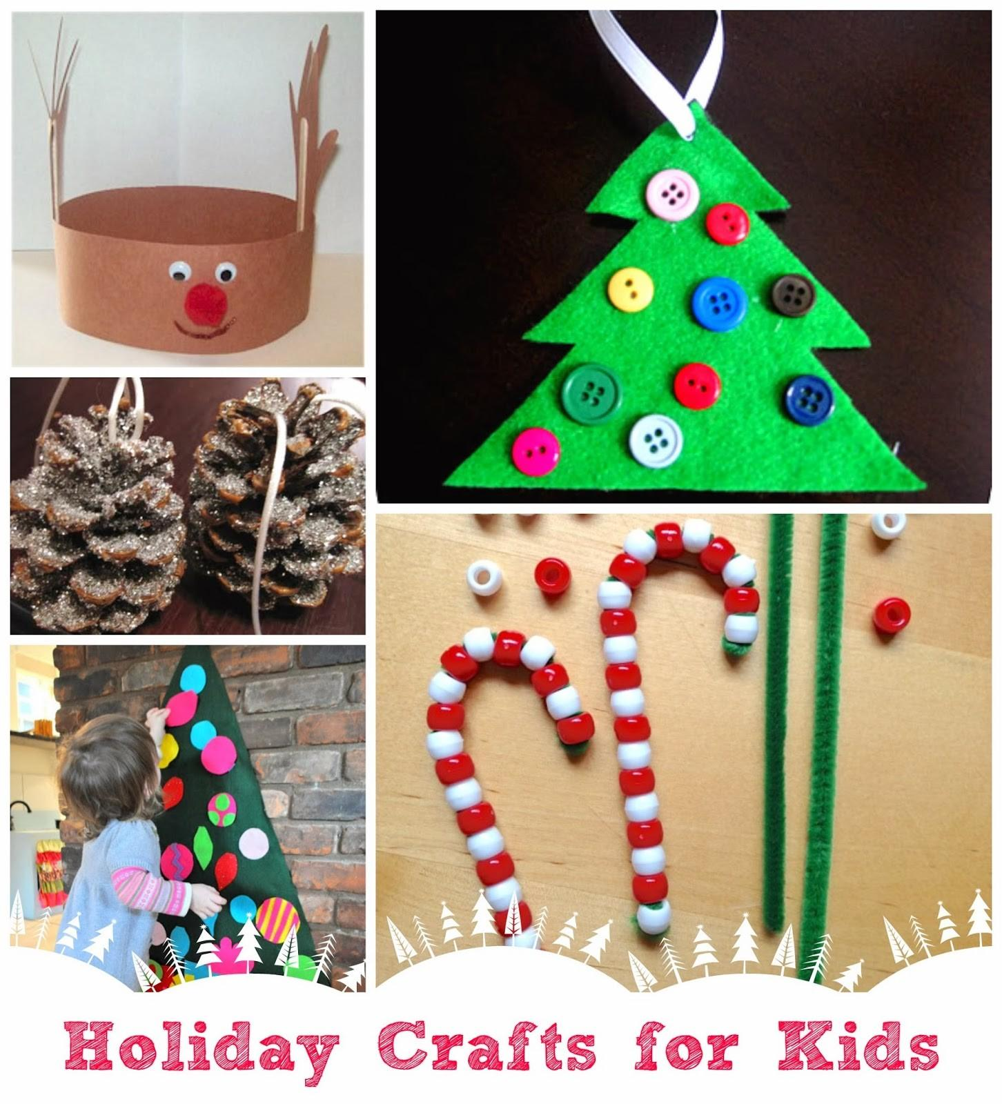 Project Family Tips Make Christmas Craft