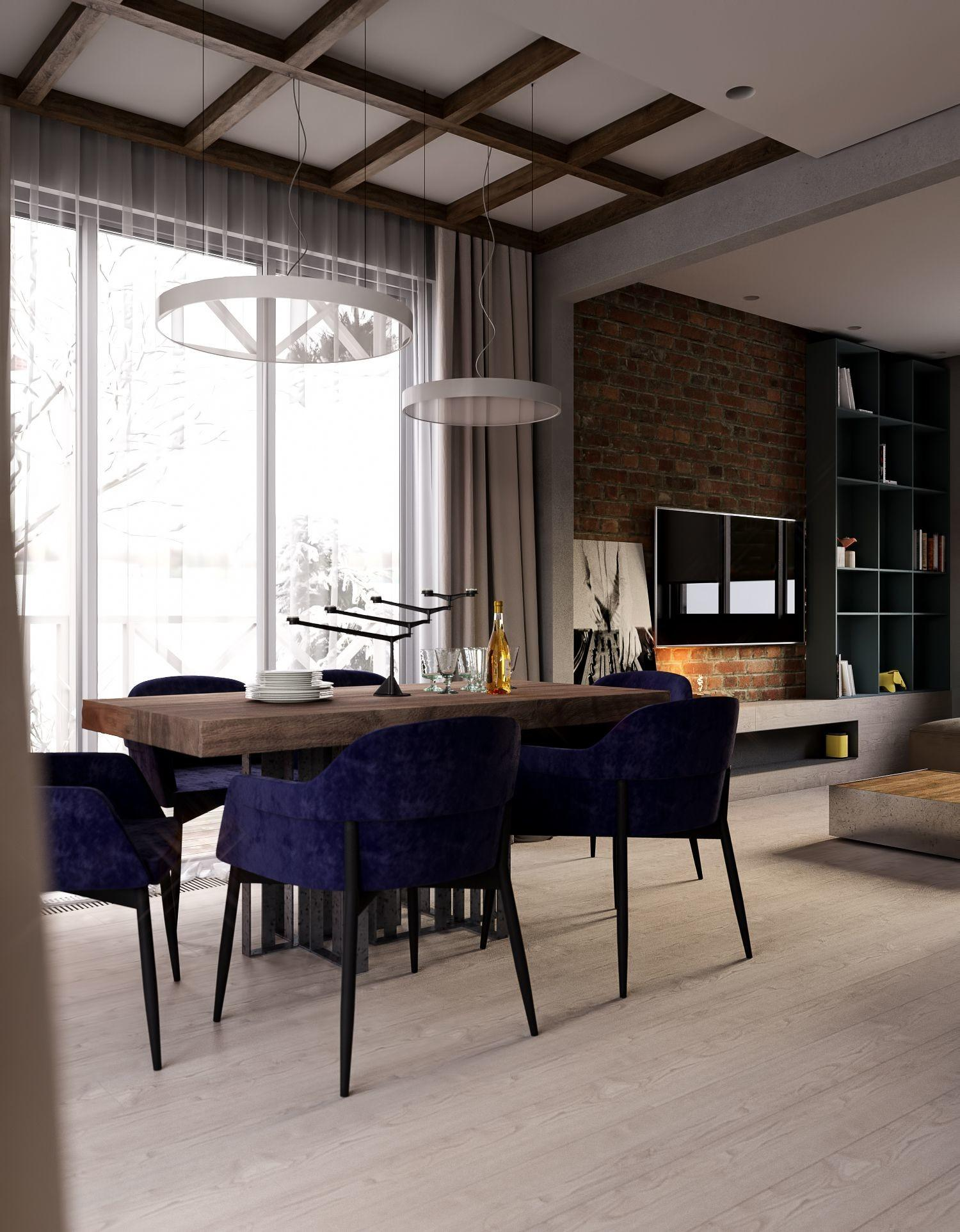 Project House Village Gatnoe Kiev Design