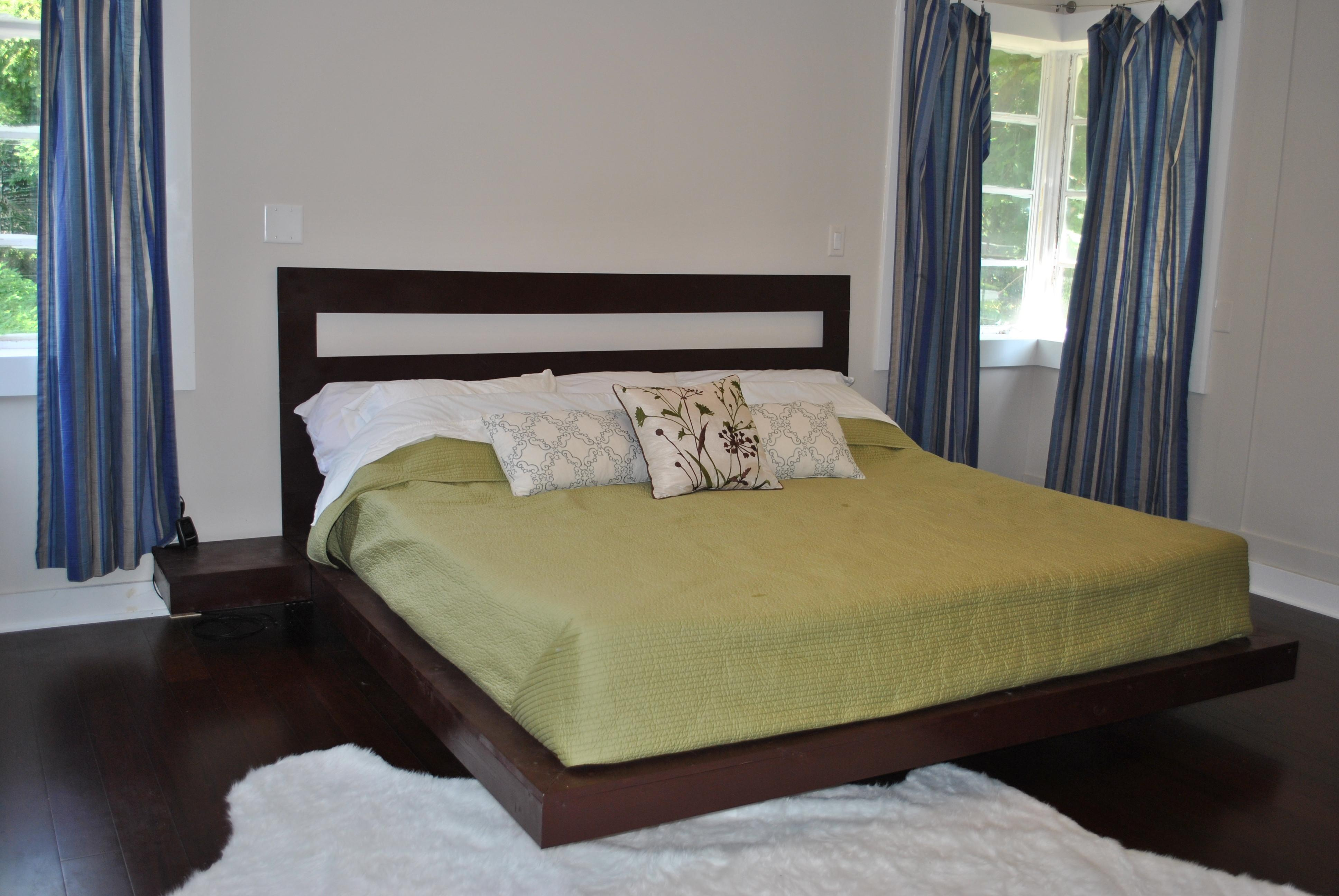 Project King Bed Frame Diy Home