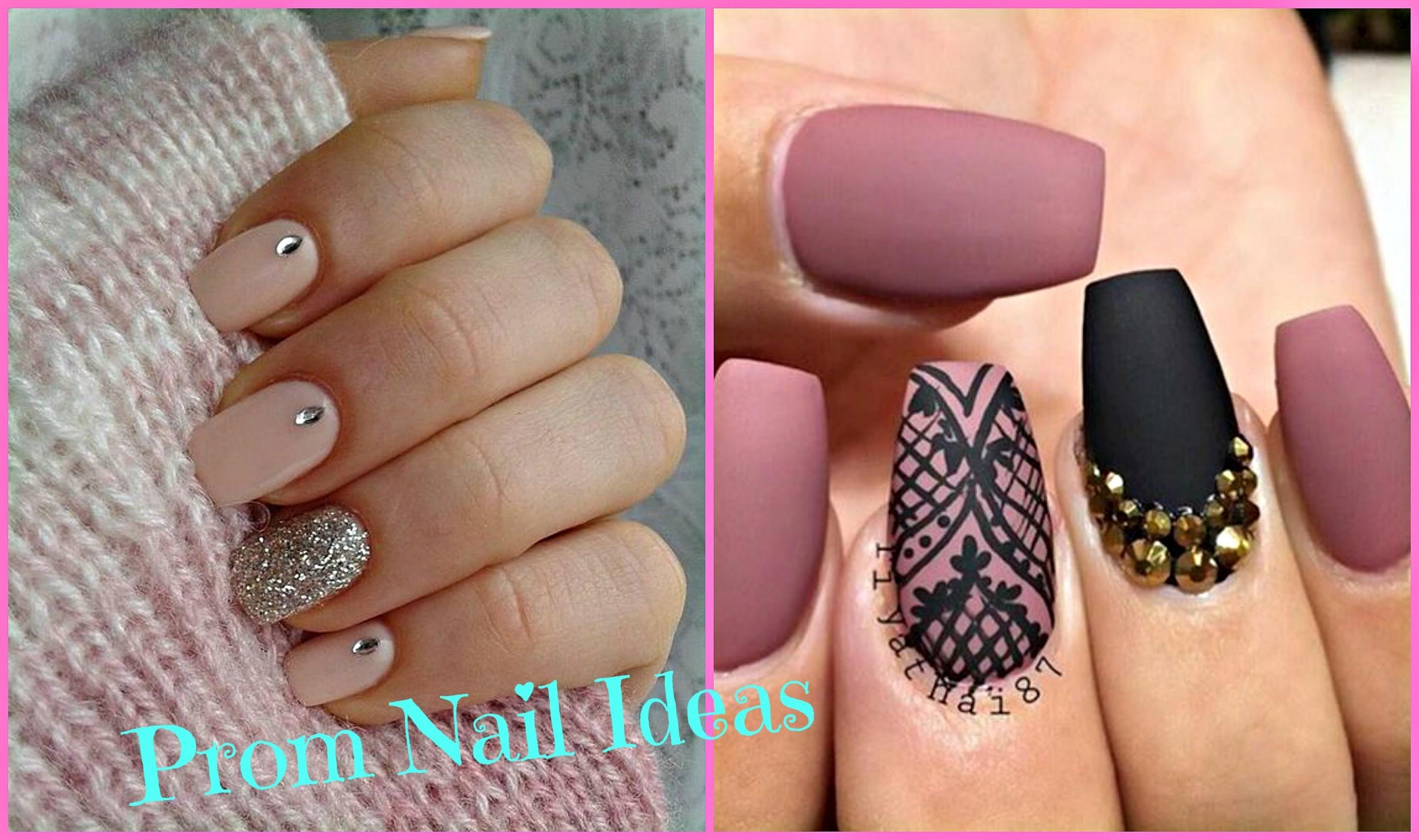 Prom Nail Trends Hot Ideas