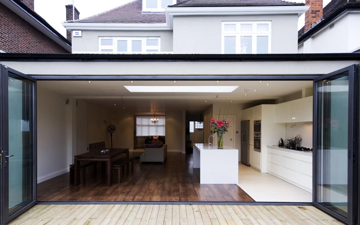 Properties Home Extensions North London