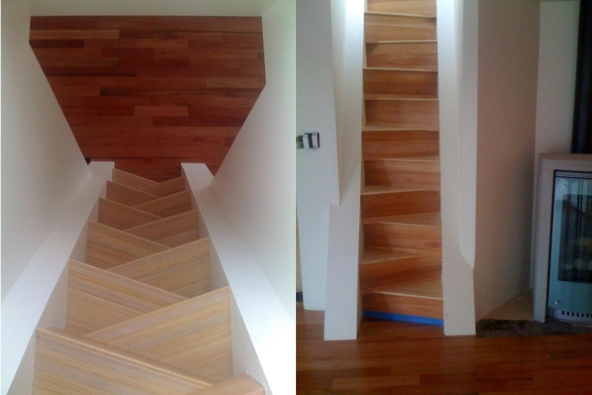 Pros Cons Space Saving Stairs John Robinson