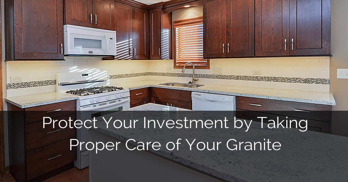 Protect Your Investment Taking Proper Care