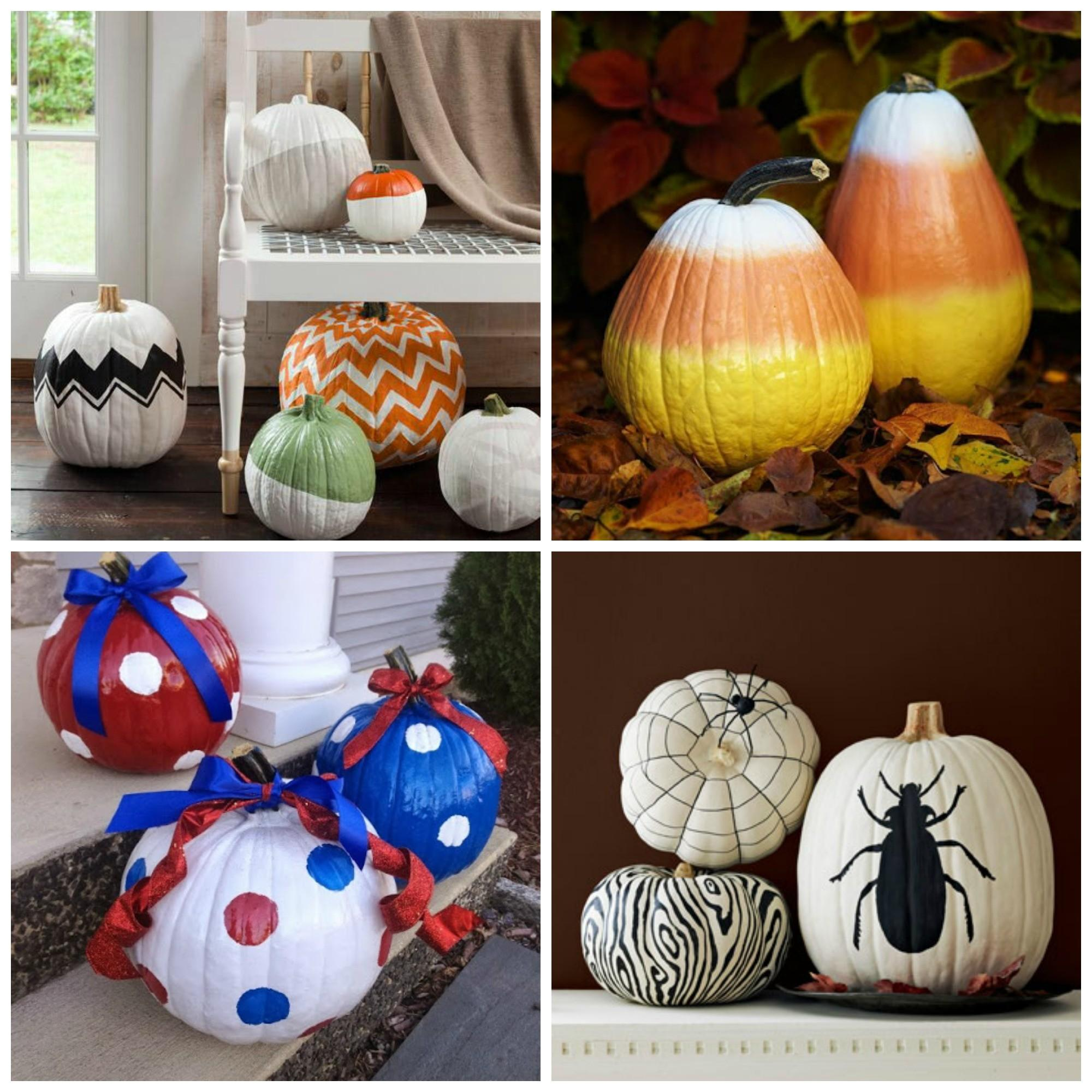 Pumpkin Decorating Ideas Curated Roundup