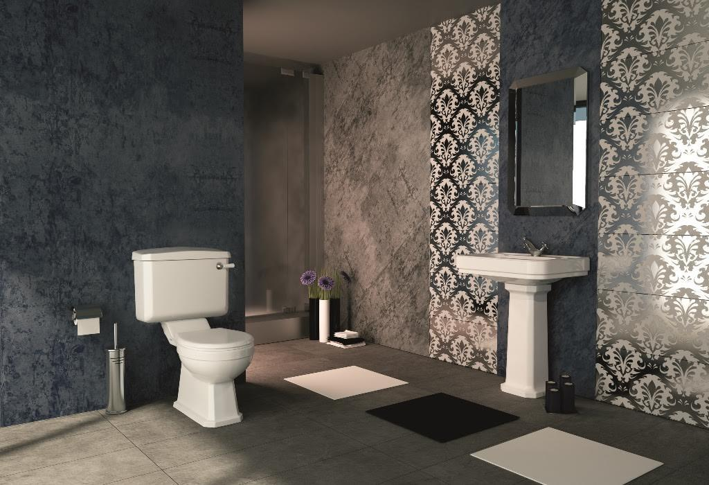 Pure Bathroom Collection Introduce Bathrooms Inspired