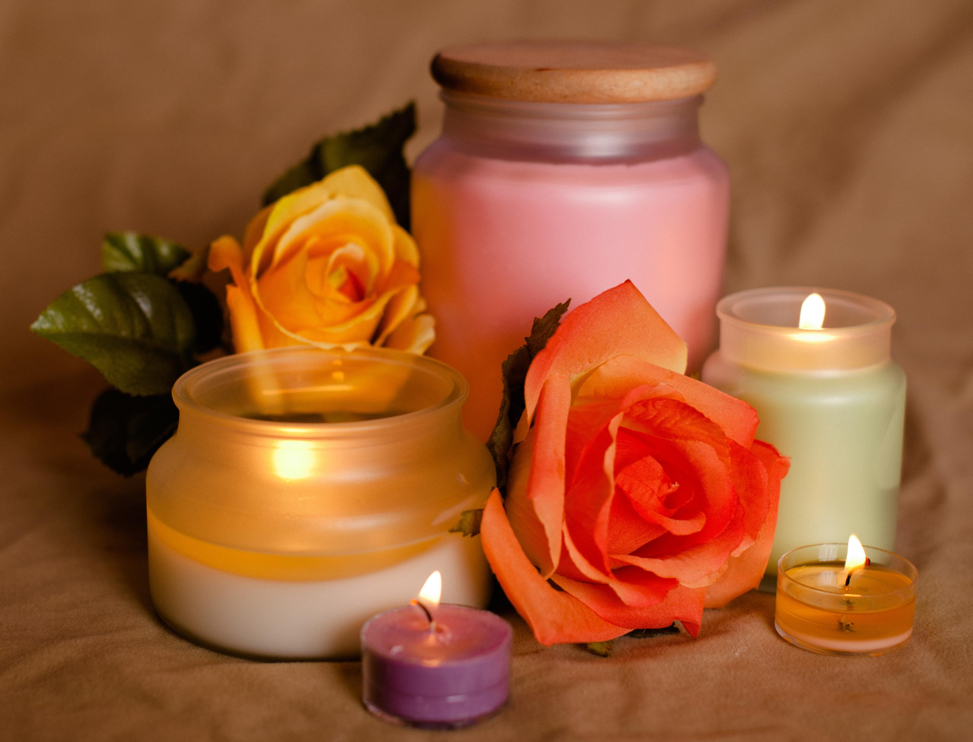 Pure Integrity Soy Candle Valentine Day Sets