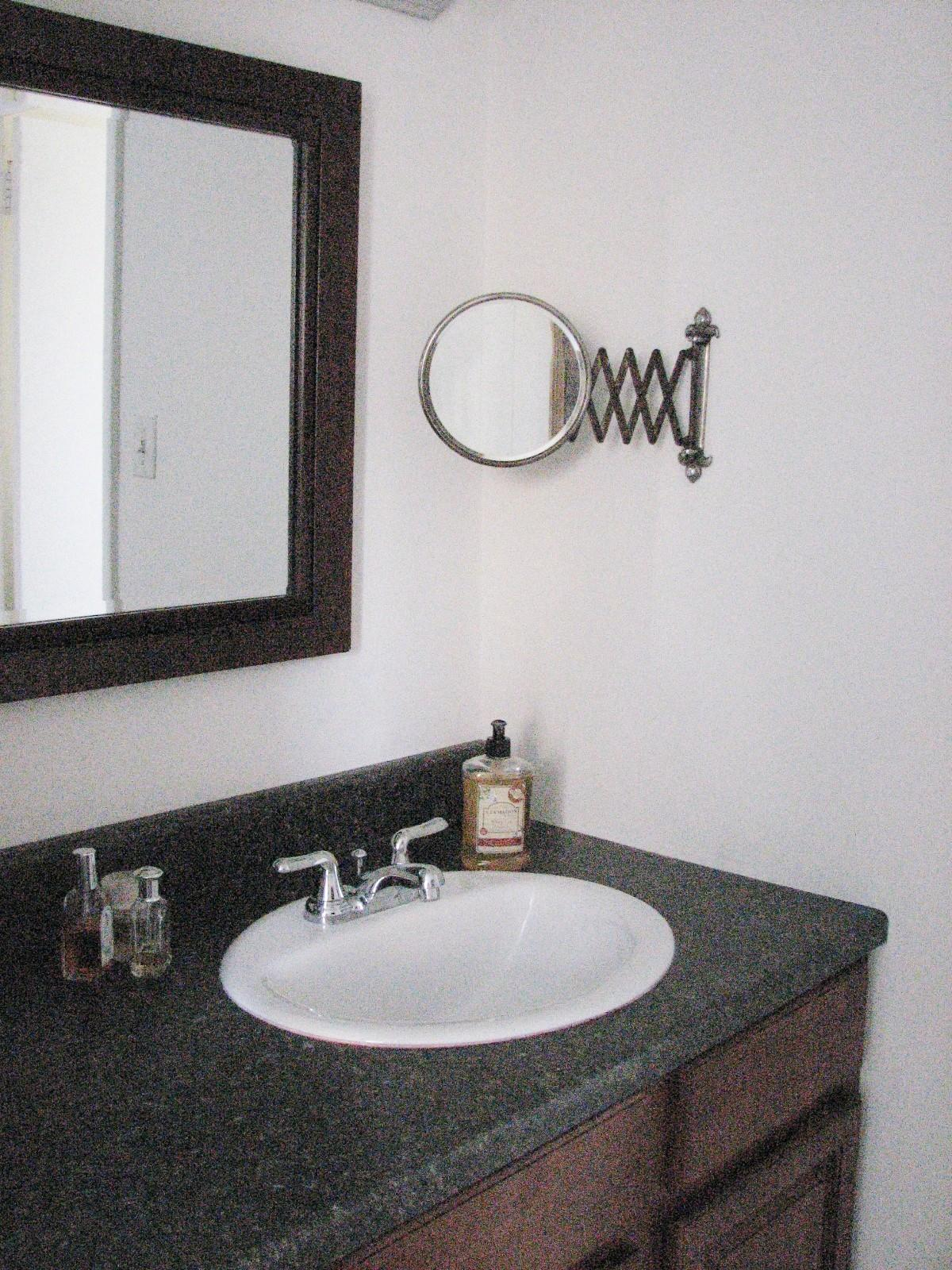 Pure Style Home Vintage Shaving Mirror