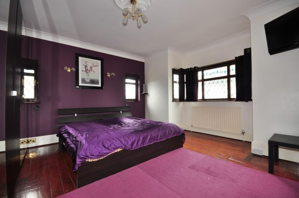 Purple Black Bedroom Bukit