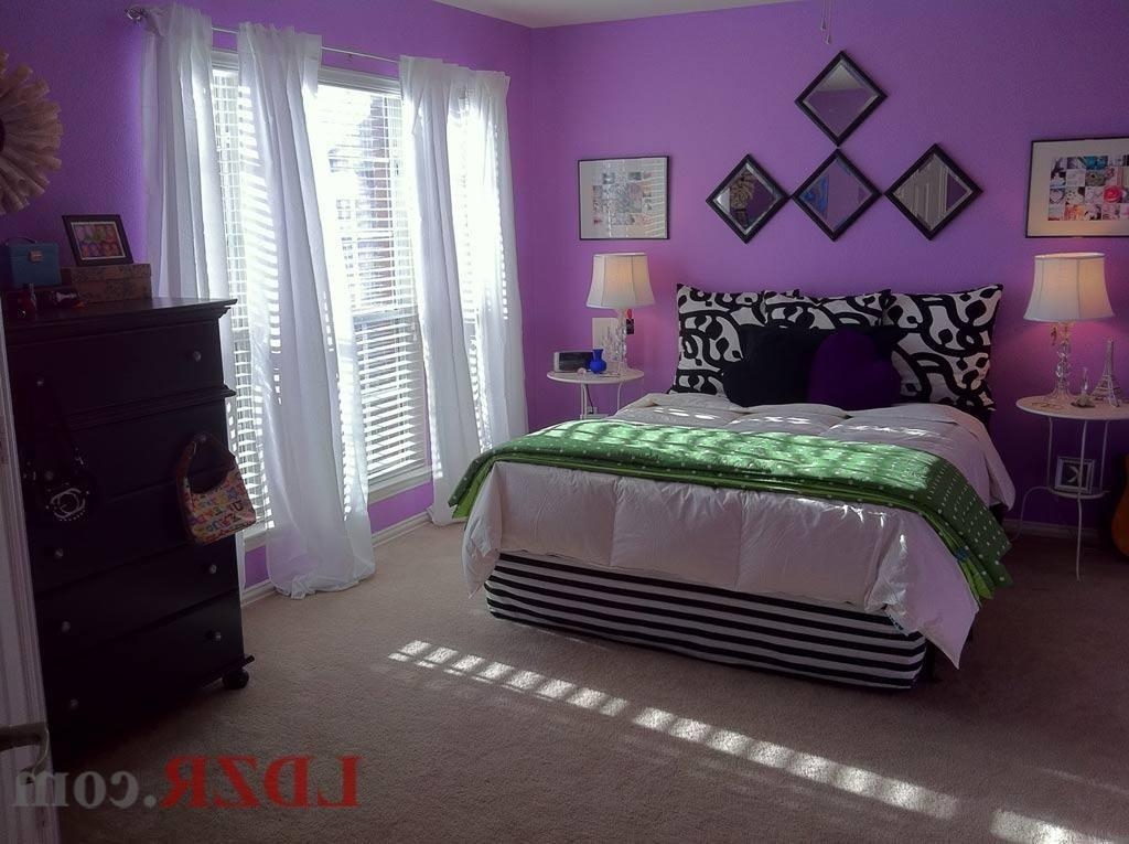 Purple Grey Bedroom Walls Fresh Bedrooms Decor Ideas