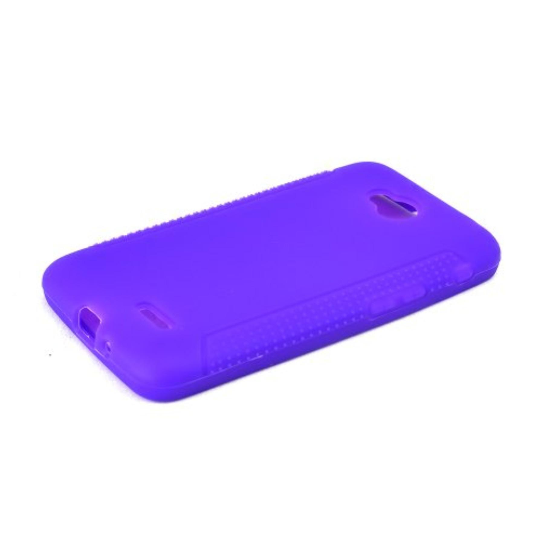 Purple L70 Silicone Case Cover Anti Slip Supports