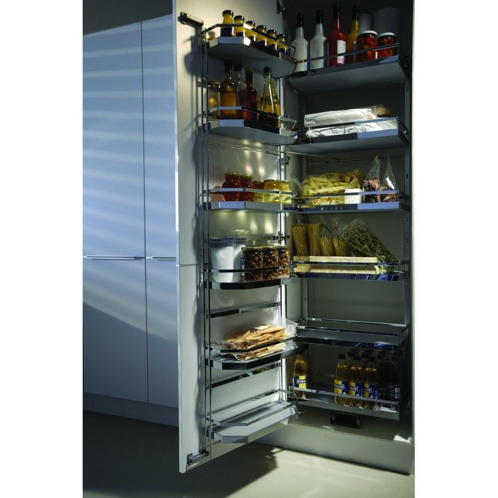 Pws Arena Style Tandem Larder Unit 1700mm High 500mm