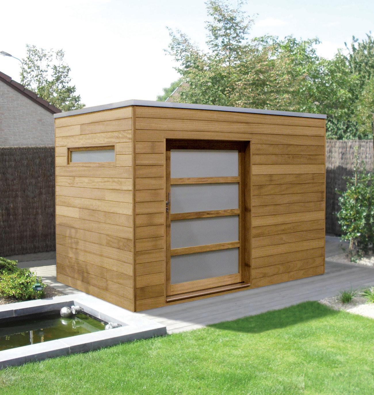 Quality Contemporary Sheds Hardwood Softwood
