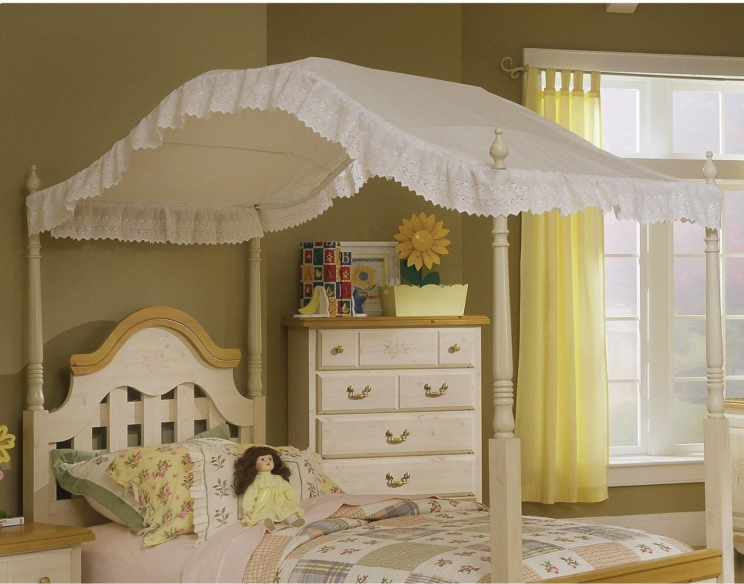 Queen Canopy Bed Emerson Design Beautiful