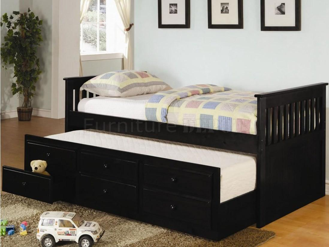 Queen Daybed Trundle Medium