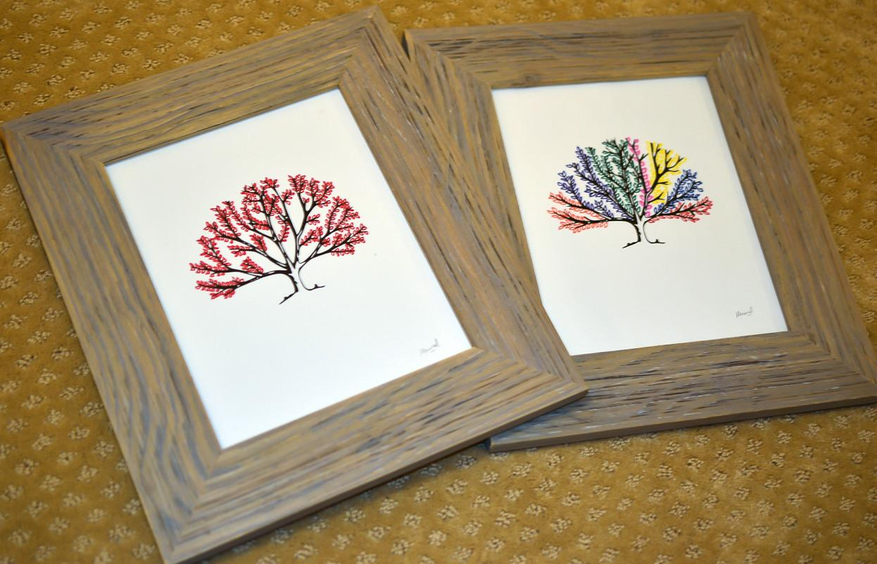 Quick Easy Diy Frame Wall Art Dma Homes