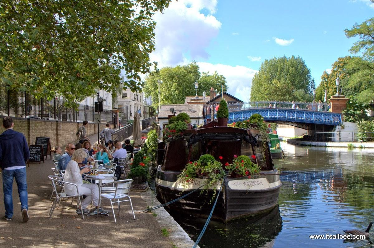Quick Guide London Little Venice Canals Boat Trips