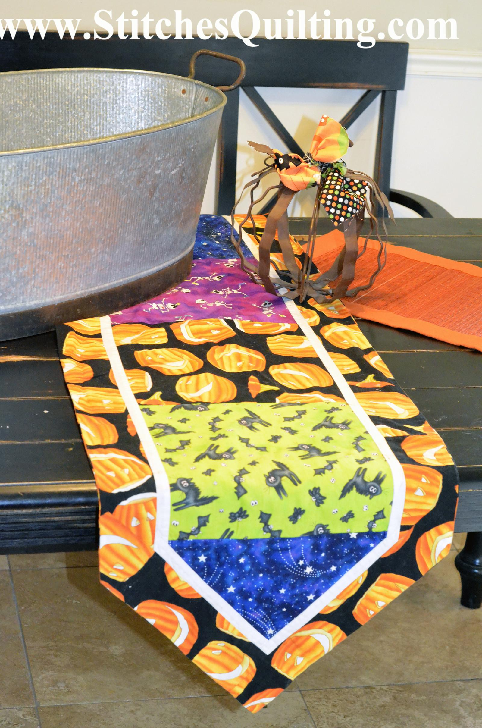 Quick Halloween Cor Sewing Quilting Diy Ideas