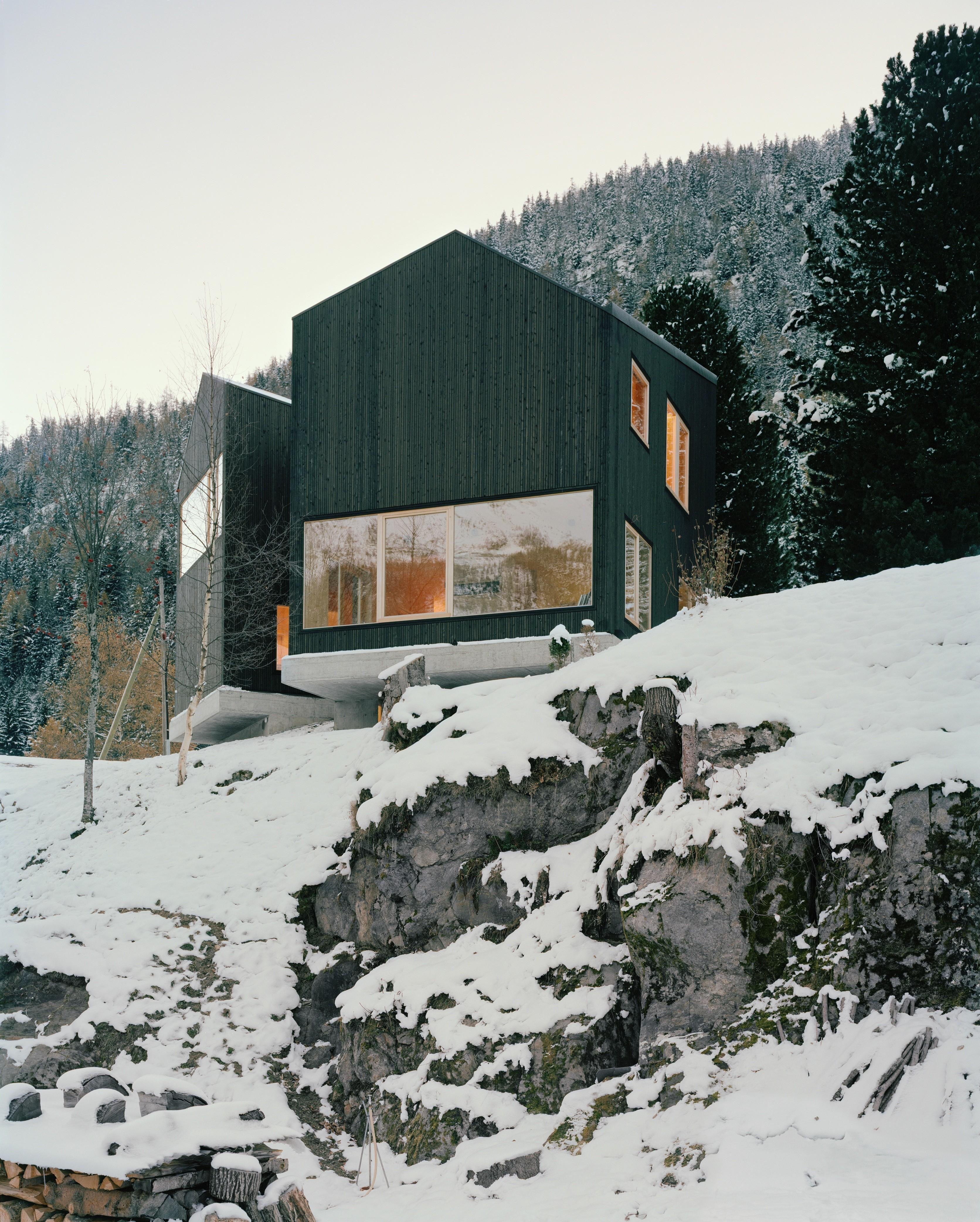 Quietly Swiss Alpine Modern